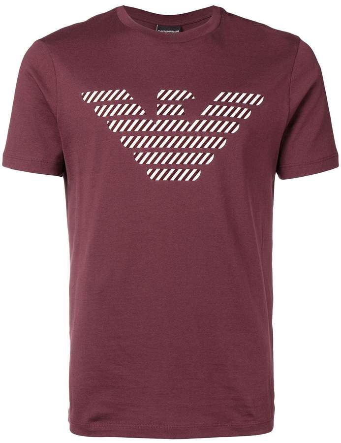 c41a7412be eagle logo T-shirt