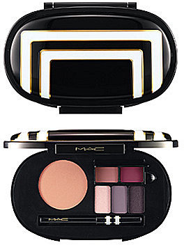 M·A·C MAC Stroke of Midnight Face Palette: Cool