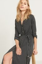 Dynamite Maxi Shirtdress