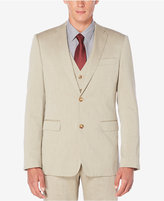 Perry Ellis Men's Classic-Fit Twill Jacket