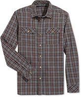 Sean John Men's Bias Plaid Shirt, Only at Macy's