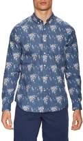 Life After Denim Men's Oxeye Cotton Sportshirt
