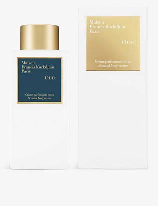 Francis Kurkdjian OUD scented body cream 250ml