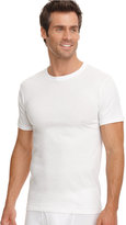 Jockey Men's Big & Tall Classic Crew Tagless T-Shirts 2-Pack with StayNew Technology