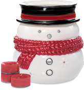 Yankee Candle Snowman Holiday Luminary Gift Set