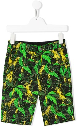 Stella McCartney Jungle Print Shorts