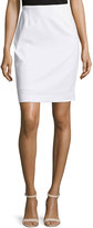 T Tahari Ryan Pencil Skirt, White