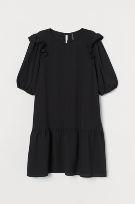 H&M Short Dress - Black