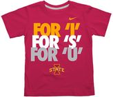 Nike Iowa State Cyclones Local Tee - Boys 8-20