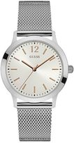 GUESS W0921g1 mens stainless steel dress watch