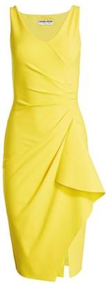 Chiara Boni Kloty Draped Dress