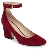 Marc Fisher Women's Anisy Ankle Strap Pump