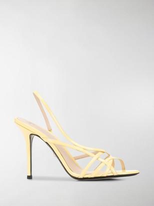 Alevì Tiffany open-toe sandals