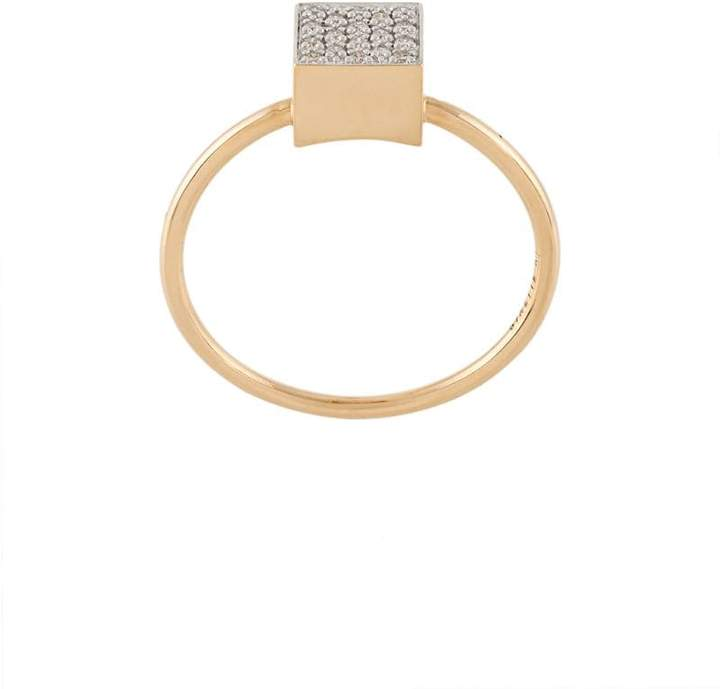 Ginette 'Ever Square' ring
