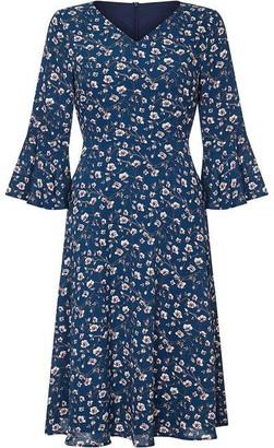 Yumi Floral Day Dress