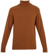 BARENA VENEZIA Roll-neck wool and cashmere-blend sweater
