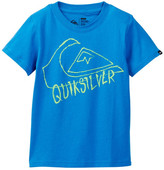 Quiksilver Tantrum Graphic Tee (Toddler Boys)
