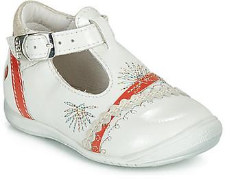 GBB MARINA girls's Shoes (Pumps / Ballerinas) in Beige