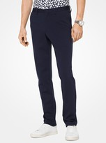 Michael Kors Slim-Fit Ponte Trousers