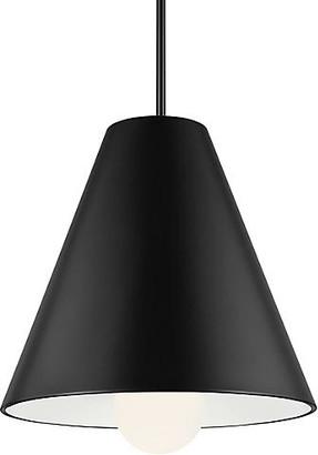 Tech Lighting Joni Pendant - Matte Black