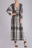 Bamboo Leaf Caftan Style S40014