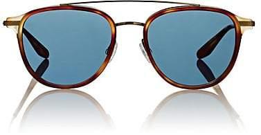 Barton Perreira Men's Courtier Sunglasses - Brown