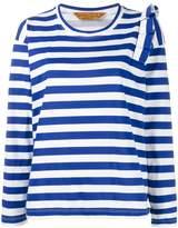 Golden Goose Deluxe Brand striped longsleeved T-shirt