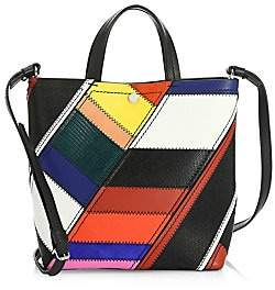 Proenza Schouler Women's Small Hex Leather Tote