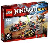 Lego Ninjago Ninja Bike Chase - 70600