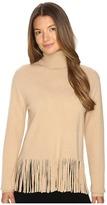 Moschino Sweater with Fringe Women's Sweater