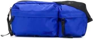 Reebok x Victoria Beckham zip pocket belt bag