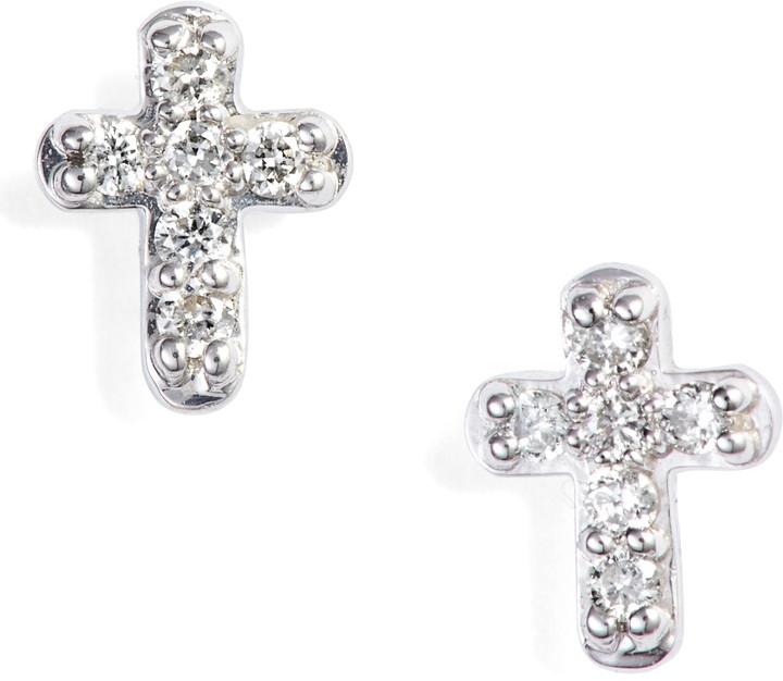 aca7d1eb1 Cross Earrings For Women - ShopStyle