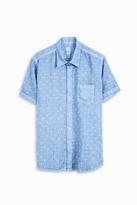120% Lino Dot Linen Shirt