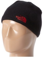 The North Face Kids - Youth Bones Beanie (Big Kids) (TNF Black/TNF Red) - Hats