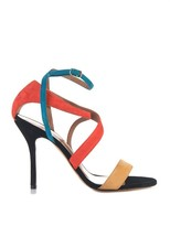Sophie Theallet Rita multi-cross suede sandals