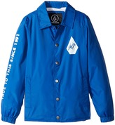 Volcom Brews Coach Jacket Boy's Coat
