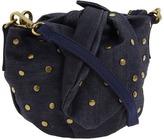 Matt & Nat Denim Bunny (Blue) - Bags and Luggage
