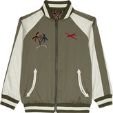 Stella Mccartney Eastwood Reversible Bomber Jacket 4-14 Years