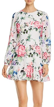 Yumi Kim Be My Baby Floral Print Dress