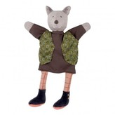 Moulin Roty Gentleman Wolf Puppet
