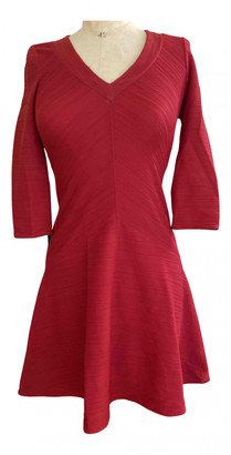Wolford Red Viscose Dresses