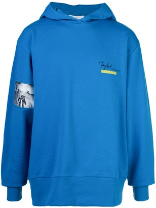 Tony Hawk Signature Line photo print hoodie
