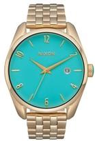 Nixon Women's Bullet Bracelet Watch, 38Mm