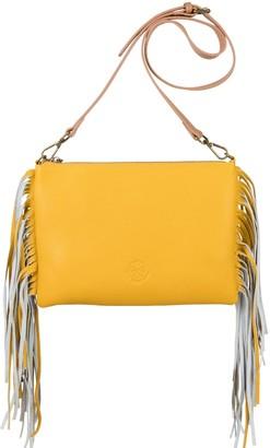 Nadia Minkoff The Angel Bag Mustard