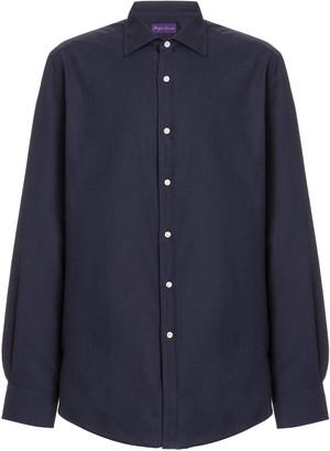 Ralph Lauren Purple Label Cameron Gingham Shirt