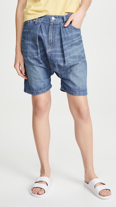 Denimist Carpenter Drop Shorts