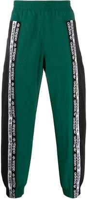 adidas Side Logo Colour Block Track Pants