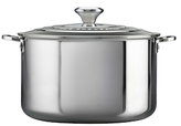 Le Creuset 7QT. Stainless Steel Stockpot