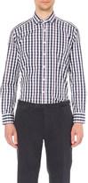 Etro Jacquard paisley regular-fit cotton shirt