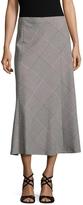Tracy Reese Women's Tea Length Skirt